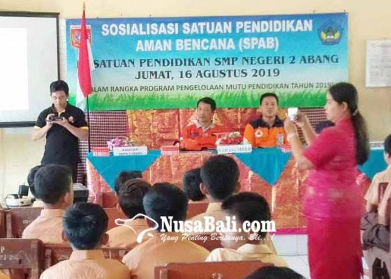Nusabali.com - siswa-dilatih-siaga-bencana