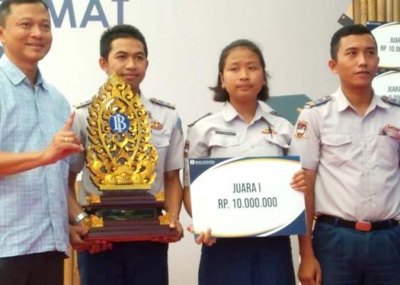 Nusabali.com - sman-bali-mandara-juara-cerdas-cermat-bi