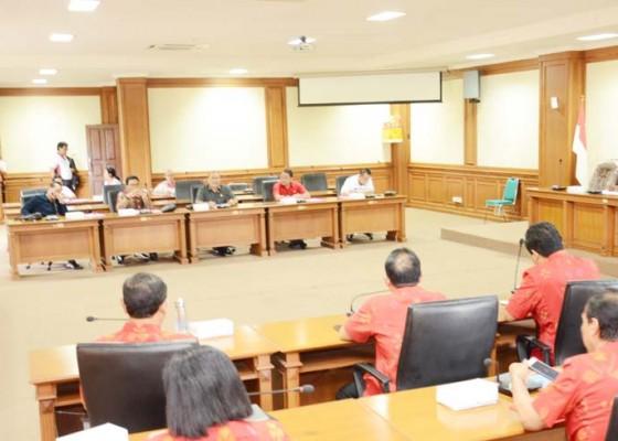 Nusabali.com - komisi-ii-dprd-badung-tancap-gas-wajibkan-opd-presentasikan-program