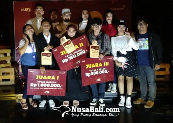 Nusabali.com - ini-dia-band-juara-acoustic-independence-music-competition-plaza-renon