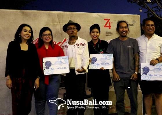Nusabali.com - semangat-merah-putih-dalam-lomba-dekorasi-interior-plaza-renon
