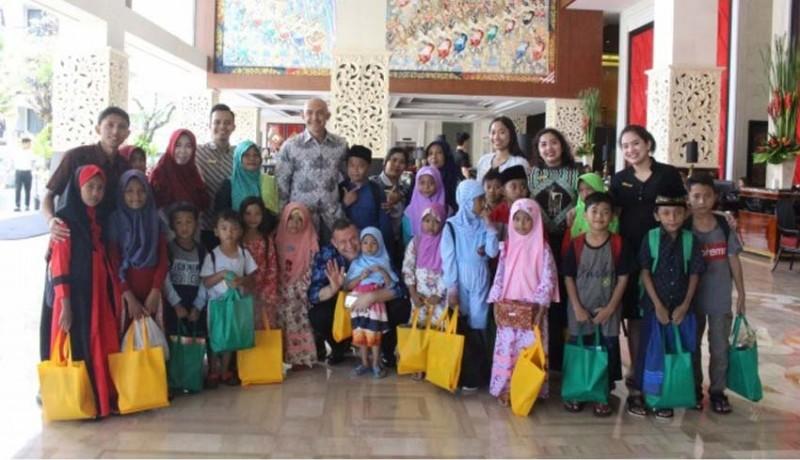 www.nusabali.com-the-trans-resort-bali-rayakan-proklamasi-bersama-anak-panti-asuhan