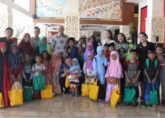 Nusabali.com - the-trans-resort-bali-rayakan-proklamasi-bersama-anak-panti-asuhan