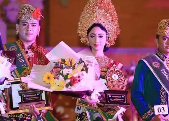 Nusabali.com - dua-putri-klungkung-terpilih-jadi-duta-hijau-bali-2019