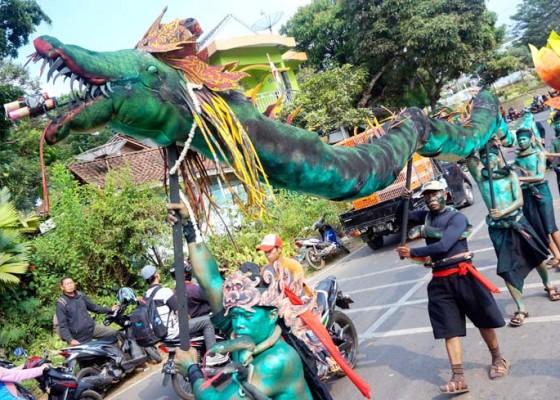 Nusabali.com - karnaval-budaya-dan-pembangunan