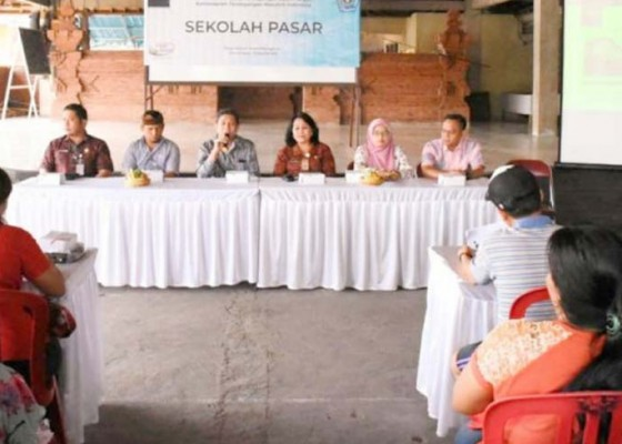 Nusabali.com - kemendag-sosialisasi-pasar-ber-sni-di-denpasar