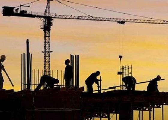 Nusabali.com - perkimta-tuntaskan-pembangunan-patung-bung-karno-dan-sar