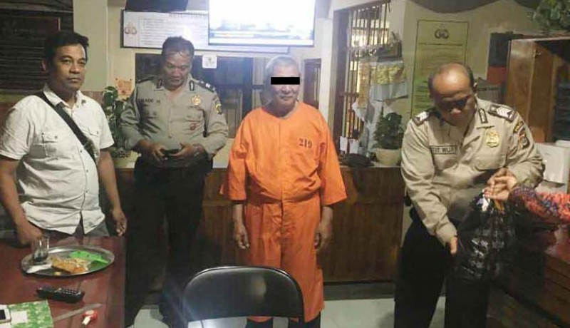 www.nusabali.com-giliran-kakek-70-tahun-ditahan