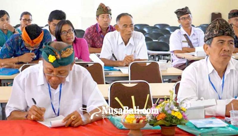 www.nusabali.com-disbud-dorong-pendataan-aset-pusaka