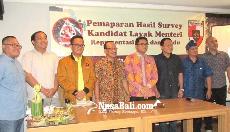 www.nusabali.com-peradah-rekomendasi-3-calon-menteri-representasi-bali