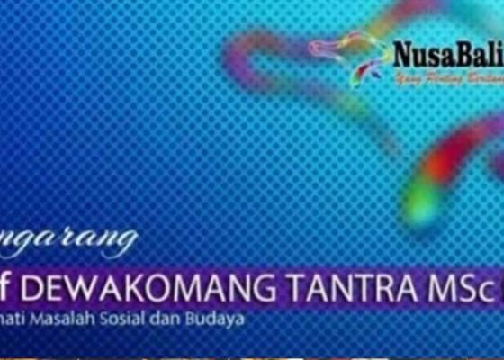 Nusabali.com - pesan-disrupsi-teknologi-untuk-bali