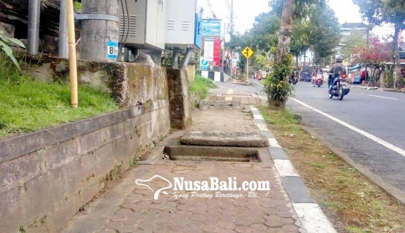 www.nusabali.com-rehabilitasi-saluran-drainase-terancam-batal