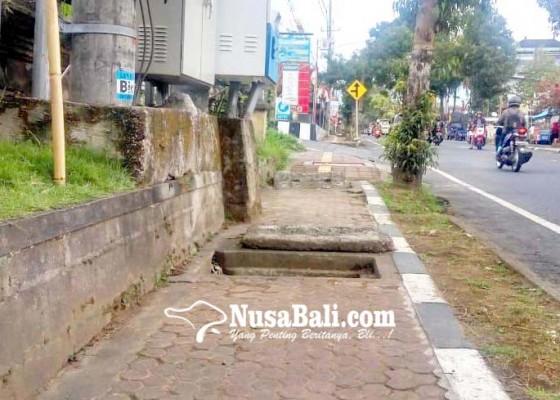Nusabali.com - rehabilitasi-saluran-drainase-terancam-batal
