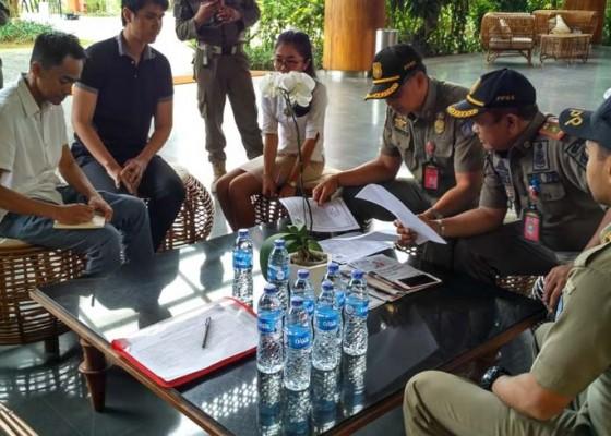 Nusabali.com - satpol-pp-ingatkan-66-akomodasi-pariwisata