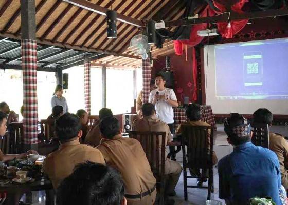 Nusabali.com - dlh-jajaki-pembuatan-tpst-desa-berbasis-smart-phone
