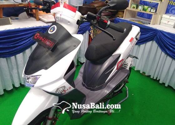 Nusabali.com - undiksha-juga-punya-motor-listrik
