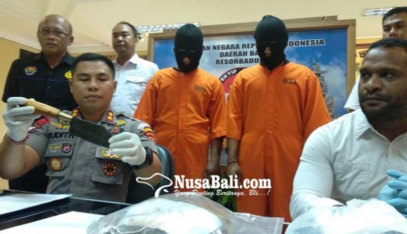 www.nusabali.com-tersangka-penebasan-terancam-penjara-seumur-hidup
