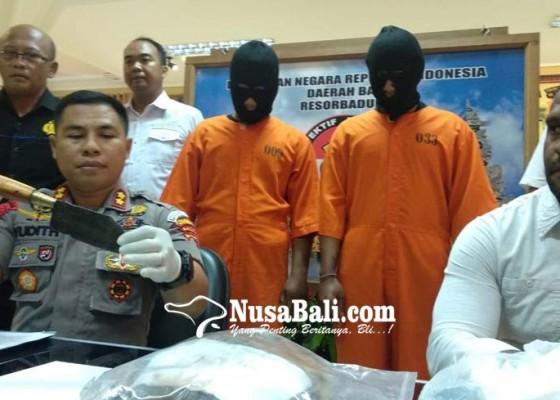 Nusabali.com - tersangka-penebasan-terancam-penjara-seumur-hidup