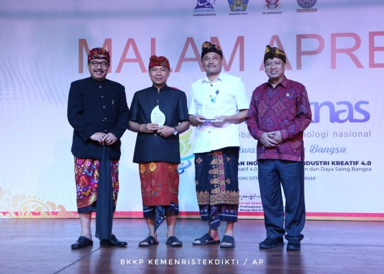 Nusabali.com - kemenristekdikti-beri-penghargaan-aktor-iptek-dan-inovasi