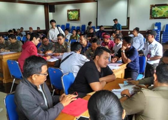 Nusabali.com - 12-perusahaan-mangkir-dari-panggilan-satpol-pp
