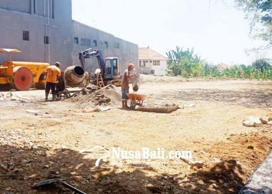 Nusabali.com - pd-pasar-tunggu-kesiapan-lokasi