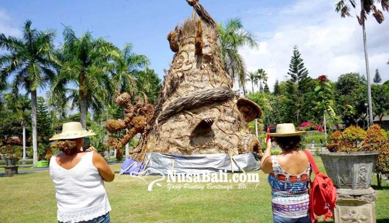 www.nusabali.com-patung-bali-agung-dan-dewi-sri-maskot-festival-subak