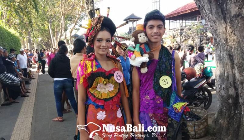 www.nusabali.com-hebat-siswa-smp-rancang-busana-lovebird-dan-alladin