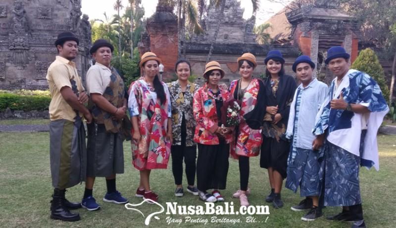 www.nusabali.com-nelly-gunawan-sulap-limbah-kain-jadi-menawan
