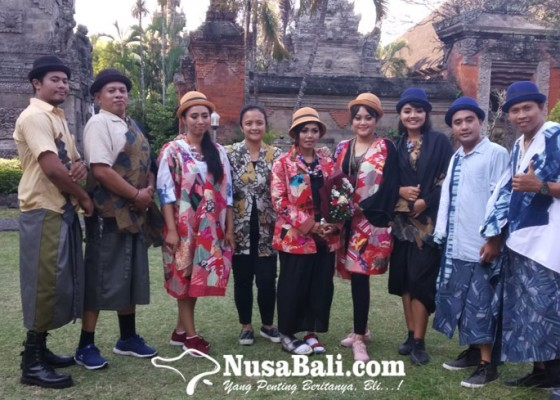 Nusabali.com - nelly-gunawan-sulap-limbah-kain-jadi-menawan