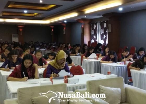 Nusabali.com - pemilihan-duta-endek-denpasar-diikuti-146-peserta