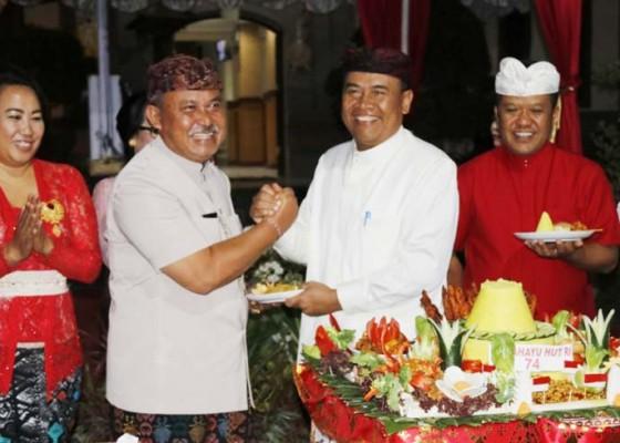Nusabali.com - bupati-bangli-rancang-perbup-penguatan-ideologi-pancasila