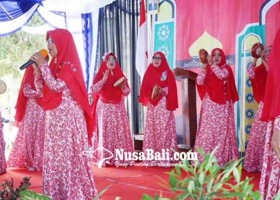 Nusabali.com - guru-madrasah-se-bali-rayakan-tahun-baru-hijriah