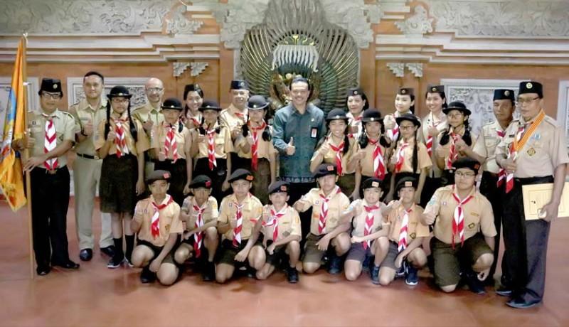 www.nusabali.com-sdn-2-legian-wakili-bali-di-ajang-lomba-kepramukaan-tingkat-nasional