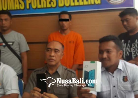 Nusabali.com - ditinggal-ganti-baju-hp-gadis-pemayung-raib