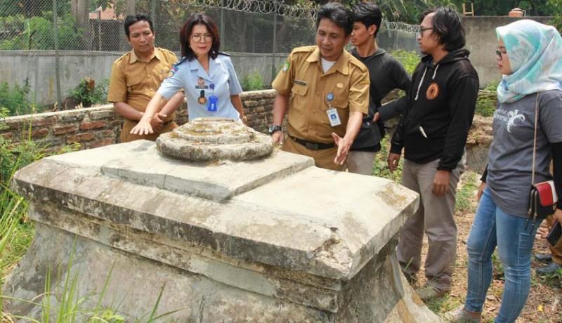 www.nusabali.com-penemuan-makam-kuno-di-lapas-wanita-tangerang