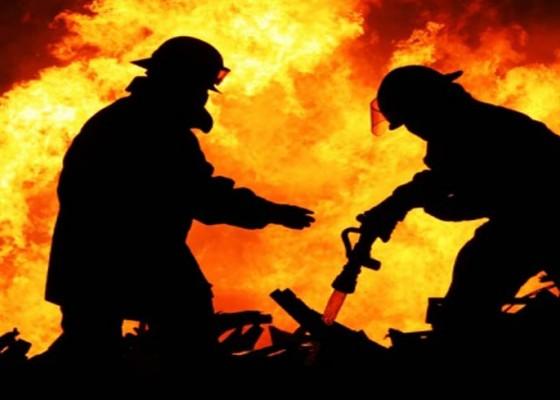 Nusabali.com - tpa-mandung-kembali-terbakar