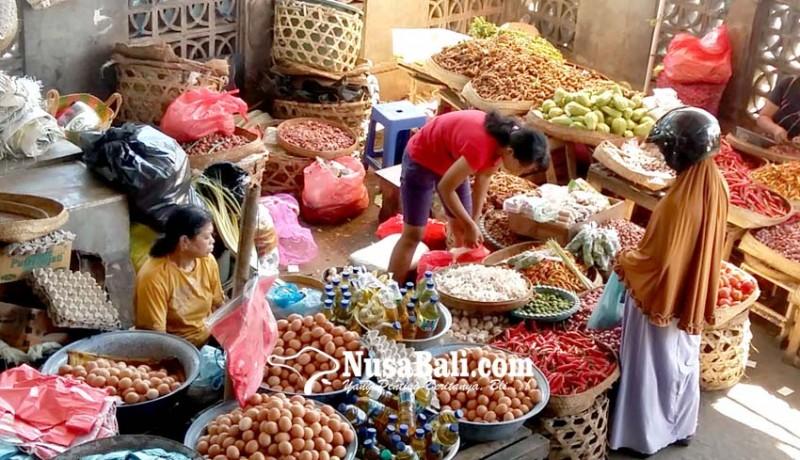 Nusabali Com Bahan Makanan Picu Inflasi Di Singaraja