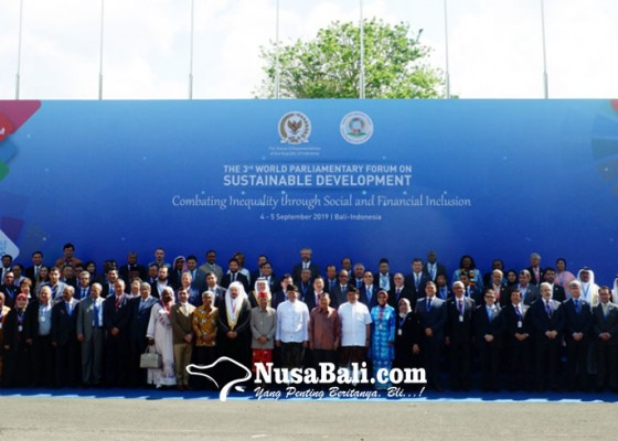 Nusabali.com - parlemen-dunia-bahas-pembangunan-berkelanjutan-di-bali