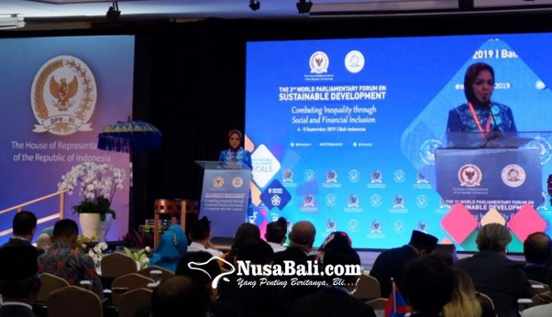 www.nusabali.com-forum-parlemen-dunia-hasilkan-kesepakatan-bali-roadmap