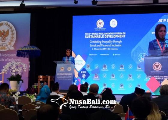 Nusabali.com - forum-parlemen-dunia-hasilkan-kesepakatan-bali-roadmap