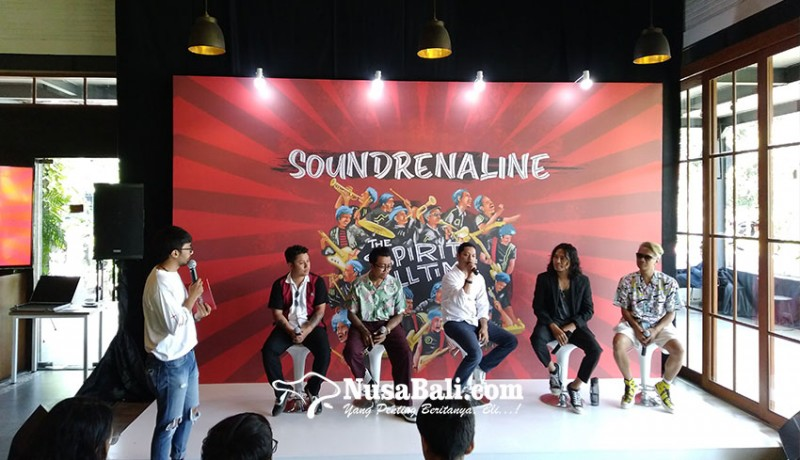 www.nusabali.com-soundrenaline-2019-janjikan-banyak-kejutan