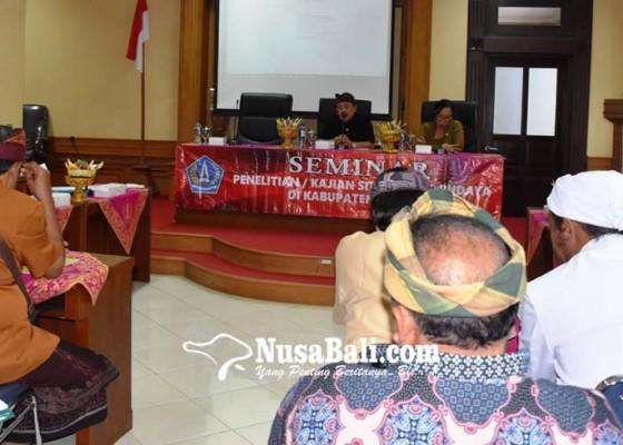 Nusabali.com - disbud-larang-pura-dibongkar-sembarangan