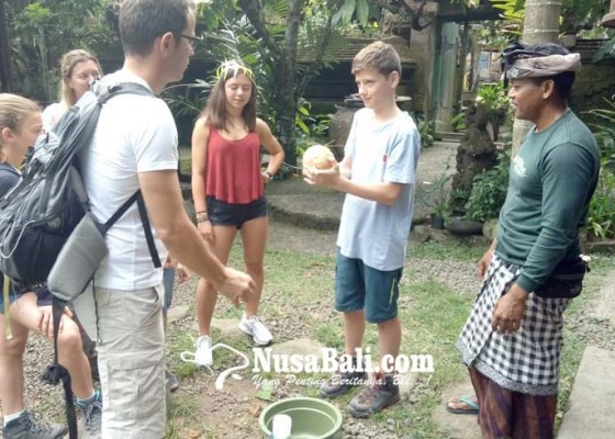 Nusabali.com - desa-wisata-potensi-genjot-wisatawan