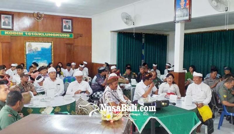 www.nusabali.com-kodim-klungkung-gelar-komunikasi-sosial-tangkal-radikalisme
