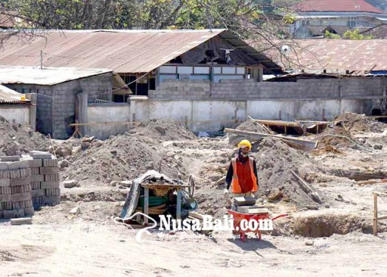 Nusabali.com - revitalisasi-pasar-amlapura-barat-tanpa-parkir