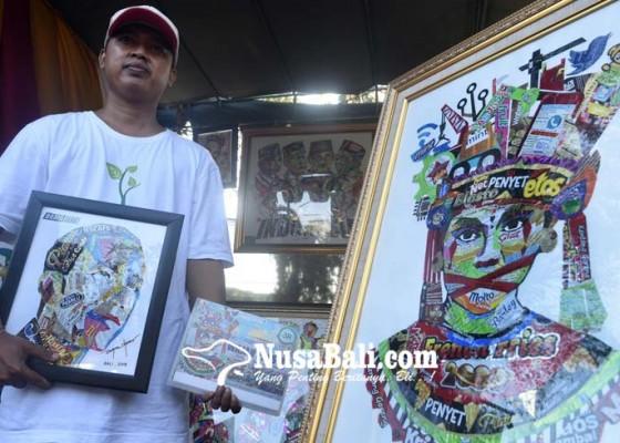 Nusabali.com - mampu-mengubah-sampah-plastik-jadi-lukisan-wajah-super-wah