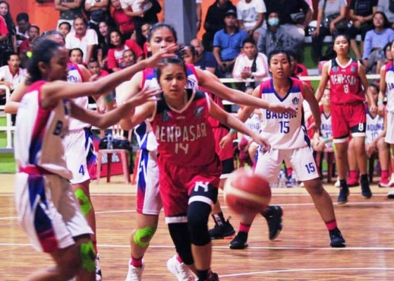 Nusabali.com - denpasar-dan-badung-raih-emas-basket