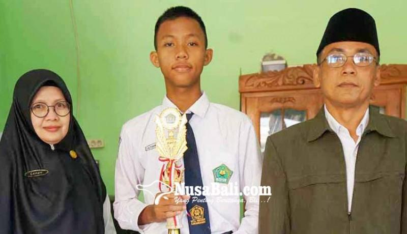 www.nusabali.com-siswa-mtsn-karangasem-janjikan-medali-di-ksm-nasional