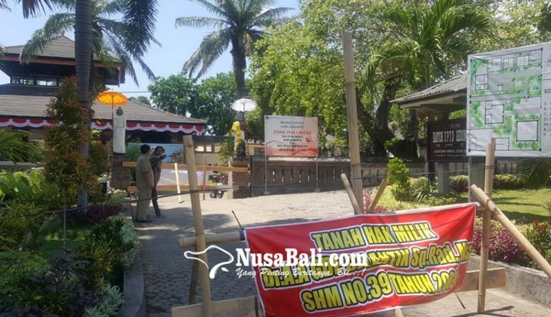 www.nusabali.com-area-disbud-buleleng-diblokade-pihak-puri