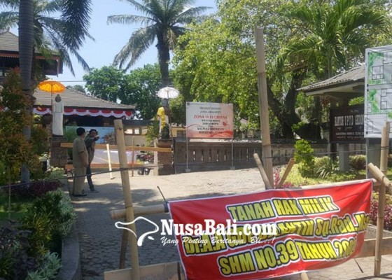 Nusabali.com - area-disbud-buleleng-diblokade-pihak-puri